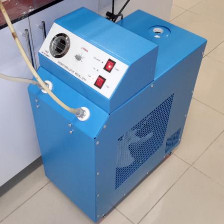 تولید دستگاه هیدروسیرکولاتور خنک کننده و کنترل مصرف آب در مبردهای آزمایشگاهی